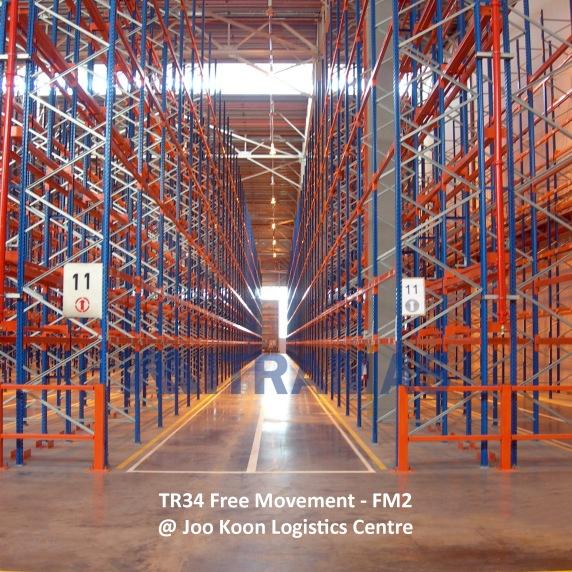 TR34 Free Movement - FM2 @ Joo Koon Logistics Centre